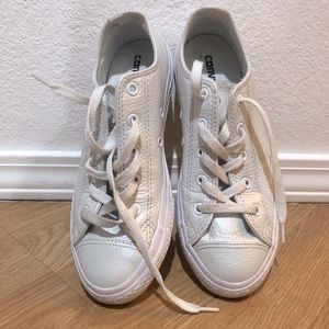 Converse White (Youth 3)
